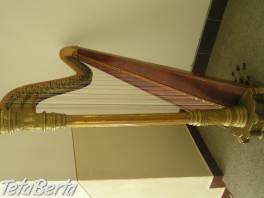 Predám historickú veľkú pedálovú harfu , Obchod a služby, Ostatné  | Tetaberta.sk - bazár, inzercia zadarmo
