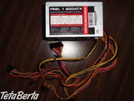 Modecom Feel1 600W atx , Elektro, Počítačové zostavy  | Tetaberta.sk - bazár, inzercia zadarmo