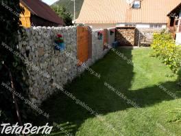 Ploty, gabiony, úzke gabiony , Dom a záhrada, Brány a ploty  | Tetaberta.sk - bazár, inzercia zadarmo