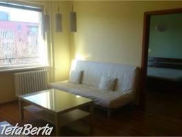 Prenájom, slnečný 2 izbový byt, Trebišovská ulica, Bratislava II. Ružinov