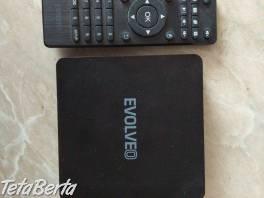 EVOLVEO Android Box H4 , Elektro, TV & SAT  | Tetaberta.sk - bazár, inzercia zadarmo