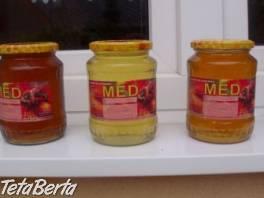 Predám včelí med , Dom a záhrada, Zo záhradky  | Tetaberta.sk - bazár, inzercia zadarmo