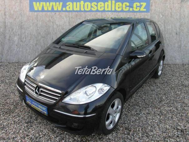 Mercedes-Benz Třída A A 150 AVANTGARDE,AUTOMAT, foto 1 Auto-moto, Automobily | Tetaberta.sk - bazár, inzercia zadarmo
