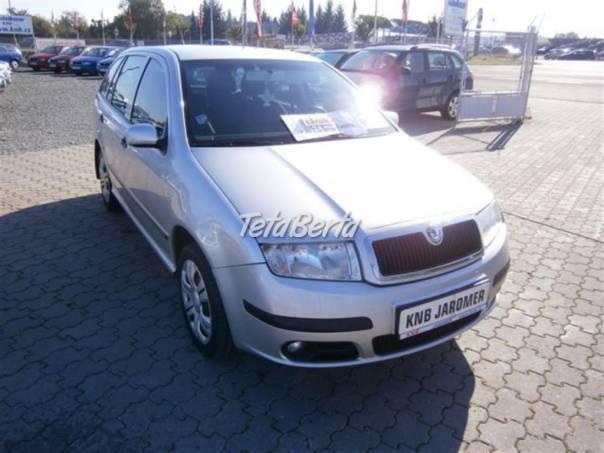 Škoda Fabia 1.4 16V  Klima,serviska, foto 1 Auto-moto, Automobily | Tetaberta.sk - bazár, inzercia zadarmo