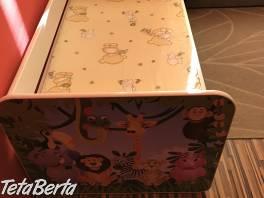 detská postel , Pre deti, Detský nábytok  | Tetaberta.sk - bazár, inzercia zadarmo