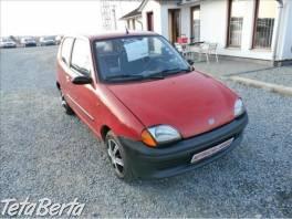 Fiat Seicento 1,1 i EKO ZAPLACEN , Auto-moto, Automobily  | Tetaberta.sk - bazár, inzercia zadarmo