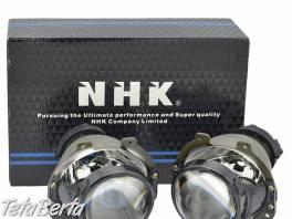 Bi-xenónové projektory TL-R, SDL špičkového výrobcu NHK® 2,5