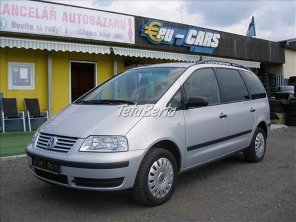 Volkswagen Sharan 1.9 TDi,96kW,7míst, foto 1 Auto-moto, Automobily | Tetaberta.sk - bazár, inzercia zadarmo