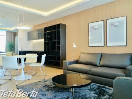 Prenajom luxusne zariadeného 2-izb. bytu v novostavbe na Lenárdovej ulici( PANORAMA