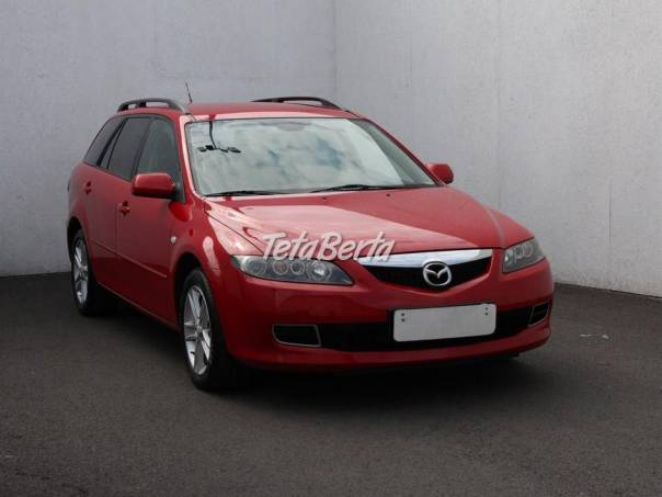 Mazda 6  2.0 MZR-CD, foto 1 Auto-moto, Automobily | Tetaberta.sk - bazár, inzercia zadarmo