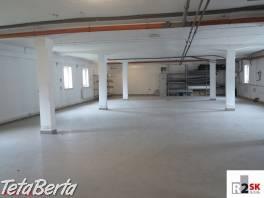 Prenajmeme skladové / výrobné priestory, Žilina - Višňové, R2 SK.