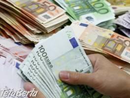 Úver a financovanie , Hobby, voľný čas, Straty a nálezy  | Tetaberta.sk - bazár, inzercia zadarmo