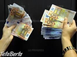 Ponuka úveru , Obchod a služby, Financie  | Tetaberta.sk - bazár, inzercia zadarmo