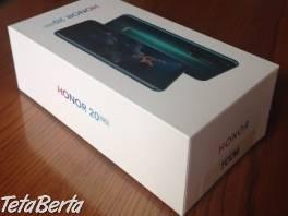 Nový Honor 20 Pro 256GB Phantom Black Dual SIM , Elektro, Mobilné telefóny  | Tetaberta.sk - bazár, inzercia zadarmo