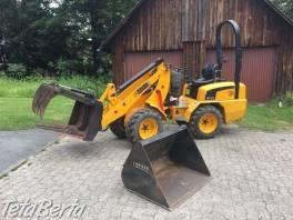 JCB 403 Mininakladac , Poľnohospodárske a stavebné stroje, Stavebné stroje    Tetaberta.sk - bazár, inzercia zadarmo