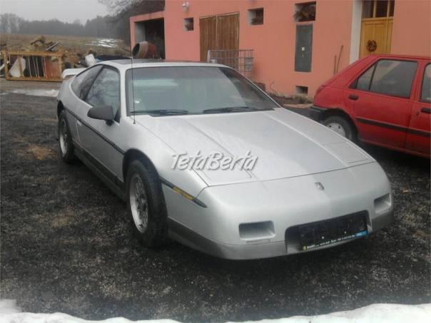 Pontiac Fiero Prodám Fiero Indy v pěkném stavu, druhý majitel, N, foto 1 Auto-moto, Automobily | Tetaberta.sk - bazár, inzercia zadarmo