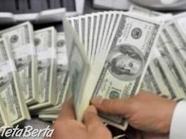 Ponuka podnikateľskej pôžičky platí teraz , Obchod a služby, Ostatné  | Tetaberta.sk - bazár, inzercia zadarmo