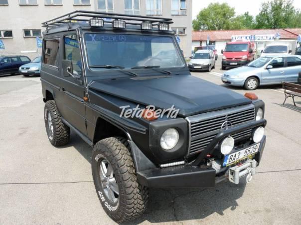 Mercedes-Benz  280GE Top, foto 1 Auto-moto, Automobily | Tetaberta.sk - bazár, inzercia zadarmo