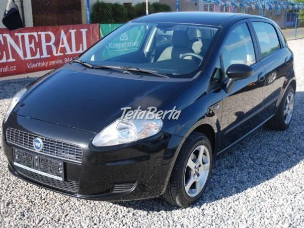 Fiat Grande Punto 1.3JTD 55kW KLIMA, foto 1 Auto-moto, Automobily | Tetaberta.sk - bazár, inzercia zadarmo
