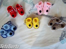 papučky  , Pre deti, Detské oblečenie  | Tetaberta.sk - bazár, inzercia zadarmo