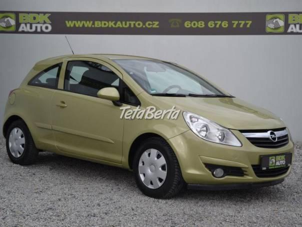 Opel Corsa 1.2i,Automat,Klima,Serv.kn., foto 1 Auto-moto, Automobily | Tetaberta.sk - bazár, inzercia zadarmo