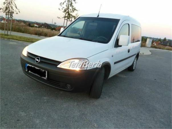 Opel Combo 1,3 CDTi, 5míst, klima, serviska,CZ původ, foto 1 Auto-moto, Automobily | Tetaberta.sk - bazár, inzercia zadarmo