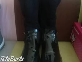 Zateplené topánky  , Pre deti, Detská obuv  | Tetaberta.sk - bazár, inzercia zadarmo