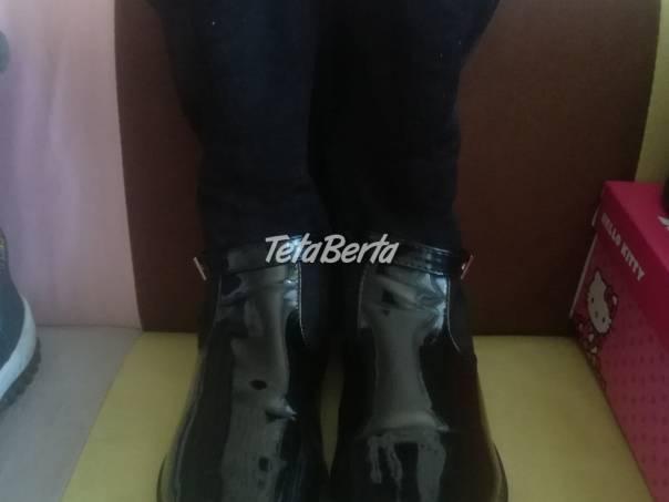 Zateplené topánky , foto 1 Pre deti, Detská obuv | Tetaberta.sk - bazár, inzercia zadarmo
