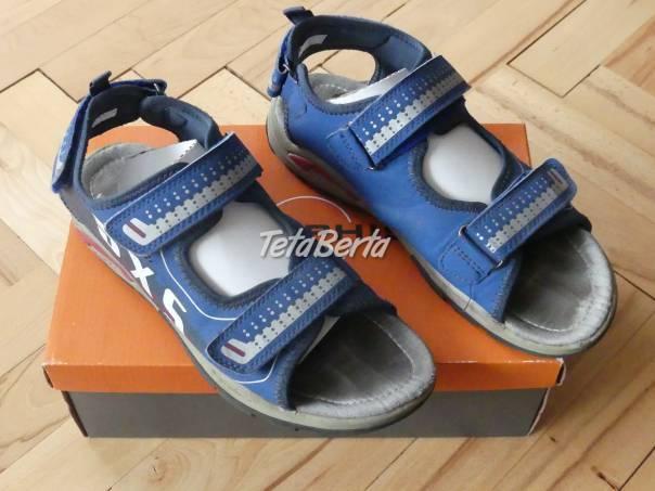 Predám športové sandále MEMPHIS č.40, foto 1 Pre deti, Detská obuv | Tetaberta.sk - bazár, inzercia zadarmo
