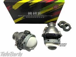 NHK® DELUXE Bixenón projektory 3R, G5, 2ks 3,0