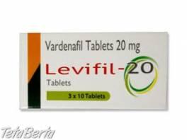 Kúpte si tablety Levifil 20mg vardenafil za veľkoobchodnú cenu v USA - tablety Levitra , Móda, krása a zdravie, Starostlivosť o zdravie  | Tetaberta.sk - bazár, inzercia zadarmo