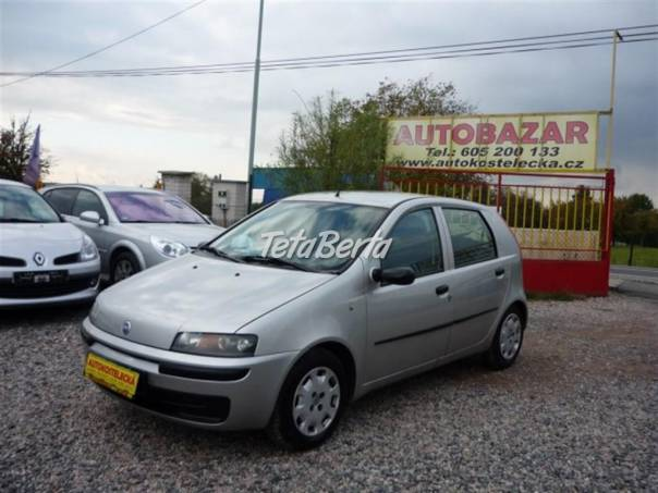 Fiat Punto 5dv. 1.2i 44kw Klima, foto 1 Auto-moto, Automobily | Tetaberta.sk - bazár, inzercia zadarmo