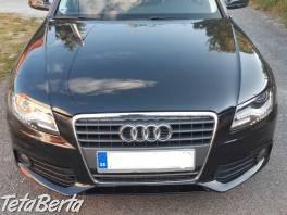 Predám Audi A4 2.0 TDI , Auto-moto, Automobily  | Tetaberta.sk - bazár, inzercia zadarmo
