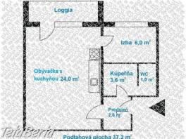 Predaj 1, 5 byt + loggia, Bratislava - Vrakuňa, Bučinova ul. , Reality, Byty  | Tetaberta.sk - bazár, inzercia zadarmo