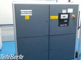 Zánovný skrutkový kompresor Atlas Copco GA 30 VSD FF , Obchod a služby, Stroje a zariadenia  | Tetaberta.sk - bazár, inzercia zadarmo