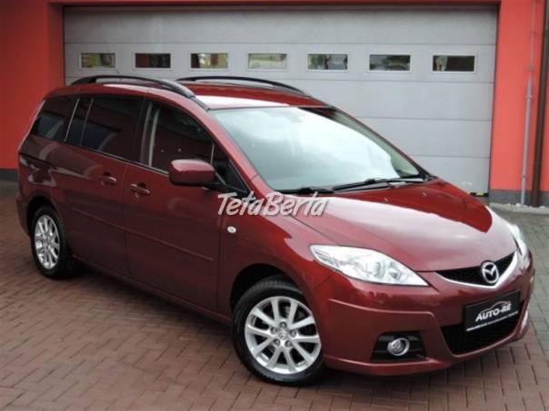 Mazda 5 1.8i 16V EXCLUSIVE DIGI KLIMA, foto 1 Auto-moto, Automobily | Tetaberta.sk - bazár, inzercia zadarmo