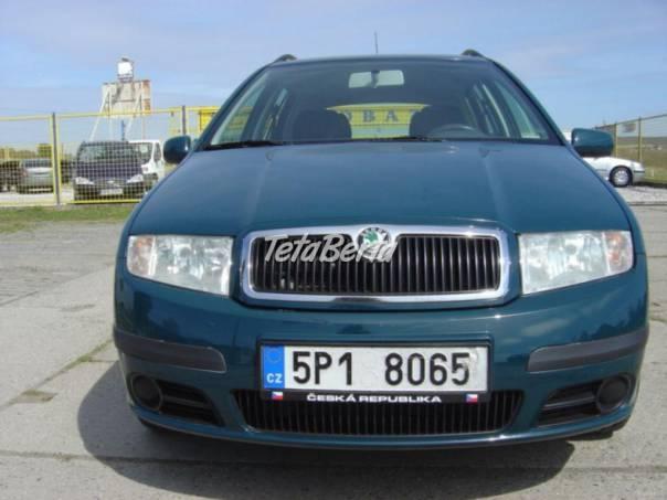 Škoda Fabia combi 1.4, foto 1 Auto-moto, Automobily | Tetaberta.sk - bazár, inzercia zadarmo