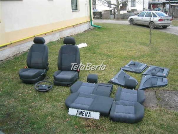 Škoda Octavia čalounění + sedadla na, foto 1 Auto-moto | Tetaberta.sk - bazár, inzercia zadarmo