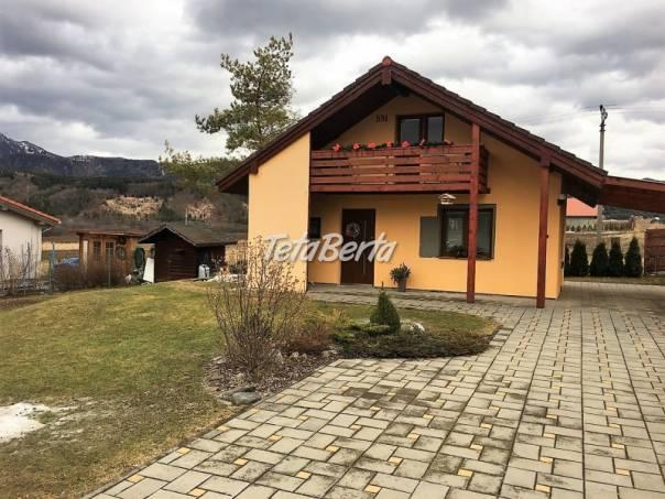 Rodnný dom Mošovce, Turčianske Teplice - novostavba, foto 1 Reality, Domy | Tetaberta.sk - bazár, inzercia zadarmo