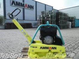 Vibračná doska AMMANN ( váha 280 kg , sila 38 kN ) so zárukou, predaj možný na splátky , Poľnohospodárske a stavebné stroje, Stavebné stroje    Tetaberta.sk - bazár, inzercia zadarmo