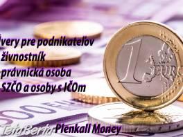 Úvery pre podnikateľov , Obchod a služby, Financie  | Tetaberta.sk - bazár, inzercia zadarmo