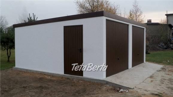 Montovaná garáž + omítka - celá SR, foto 1 Reality, Garáže, parkovacie miesta | Tetaberta.sk - bazár, inzercia zadarmo