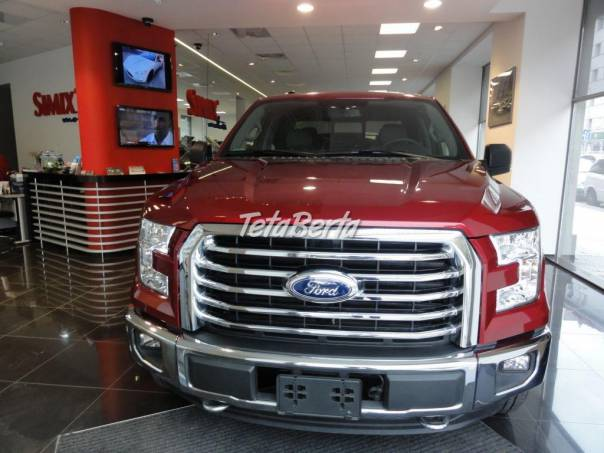 Ford F-150 XLT 5.0l, 4x4, E85, foto 1 Auto-moto, Automobily | Tetaberta.sk - bazár, inzercia zadarmo