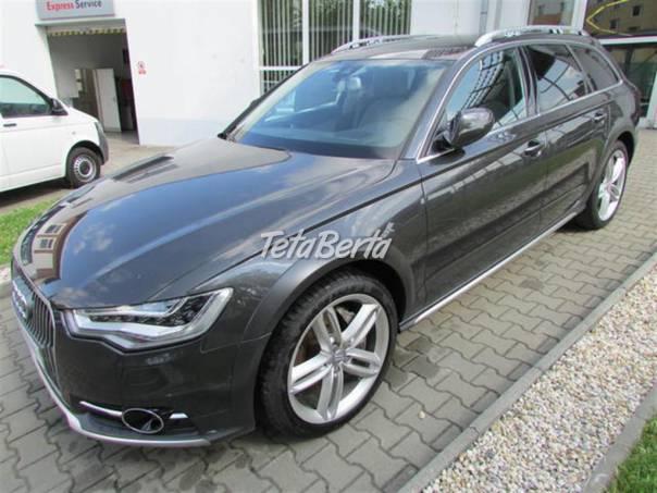 Audi A6 Allroad Allroad 3.0 BI-TDI quattro Tiptronic, foto 1 Auto-moto, Automobily | Tetaberta.sk - bazár, inzercia zadarmo