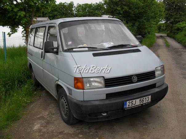Volkswagen Transporter T4 2,5TDi, foto 1 Auto-moto, Automobily | Tetaberta.sk - bazár, inzercia zadarmo