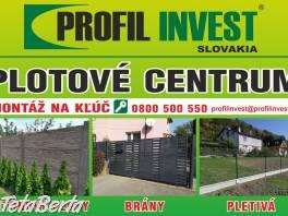 Betónové ploty , Dom a záhrada, Brány a ploty  | Tetaberta.sk - bazár, inzercia zadarmo