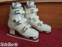 Dievčenské korčule na ľad