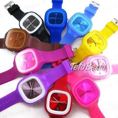 Silikonové hodinky ! Najlepšia cena na trhu !, foto 1 Móda, krása a zdravie, Hodinky a šperky | Tetaberta.sk - bazár, inzercia zadarmo