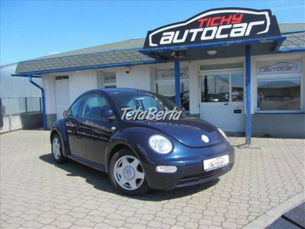 Volkswagen New Beetle 1.6 Klima, ESP, serviska  High, foto 1 Auto-moto, Automobily | Tetaberta.sk - bazár, inzercia zadarmo