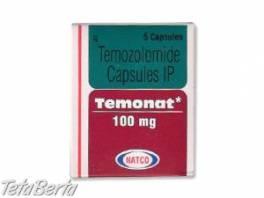 Temonat Temozolomide 100 mg kapsula , Móda, krása a zdravie, Starostlivosť o zdravie  | Tetaberta.sk - bazár, inzercia zadarmo
